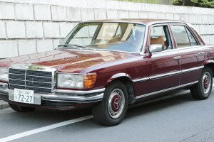Mercedes-Benz 280SE 1980s / WINERED