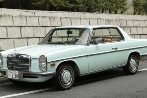 Mercedes-Benz 280CE1974s / WHITE