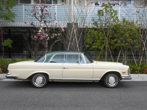 Mercedes-Benz 280SE MT 1968
